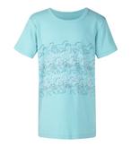Kerrits Kids Equi-Sketch Tee Aquamarine