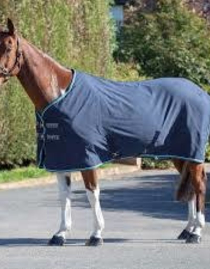 """Shires Shires Stable Sheet Navy 72"""""""