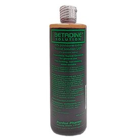Betadine Solution 500 ml