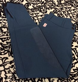 Tailored Sportsman Tailored Sportsman Lowrise Front Zip Breech Blue Ribbon