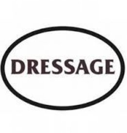 Equestrian Bumper Stickers - Dressage