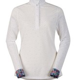Kerrits Kerrits Tailor Stretch Show Shirt White