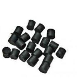 Stud Plug Black - Pkg of 20