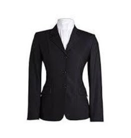 Tailored Sportsman Tailored Sportsman Ladies Carrick Slim Jacket Black 6R