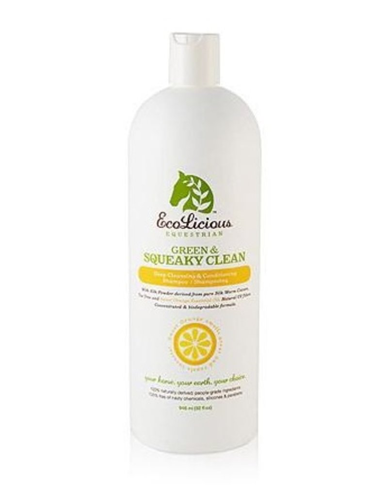 Ecolicious Ecolicious Squeaky Green and Clean Shampoo