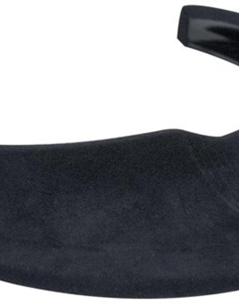 Samshield Visor Black Alcantara