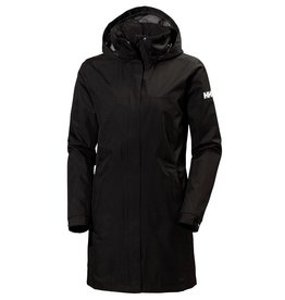Helly Hansen Helly Hansen Aden Long Jacket Black