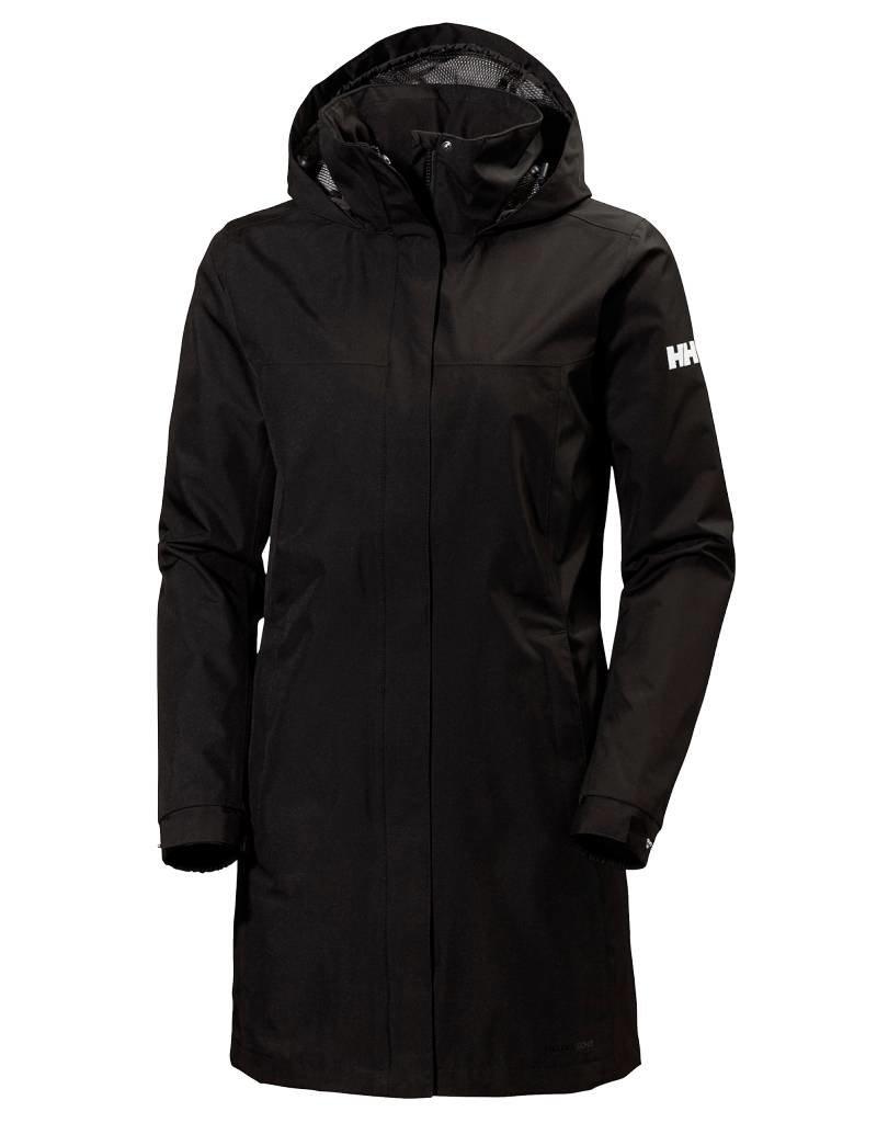 Helly Hansen Aden Long Jacket Black
