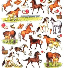 Dazzle Horse Sticker Sheet
