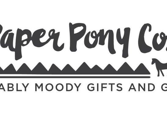 Paper Pony Co.