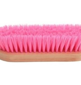 Dandy Brush Hard 6 1/4 Pink
