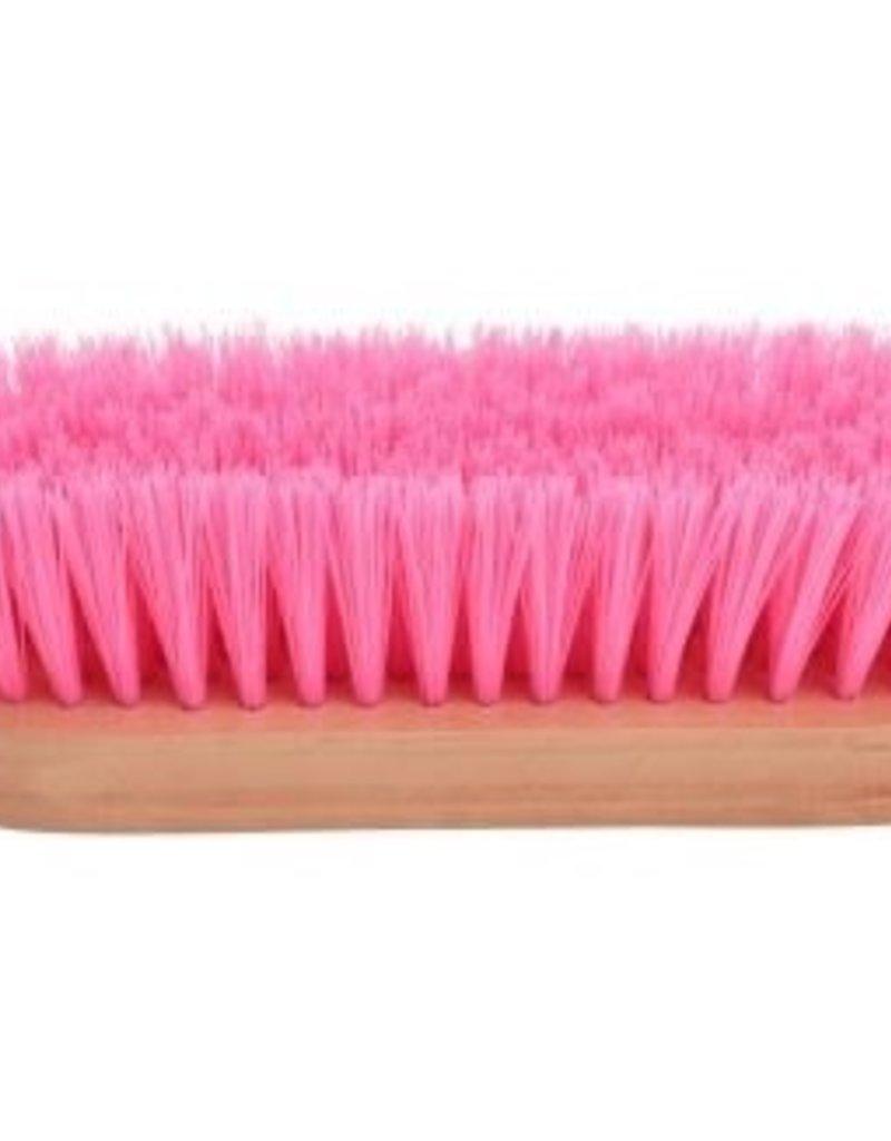 Dandy Brush Hard 6 1/4 Pink