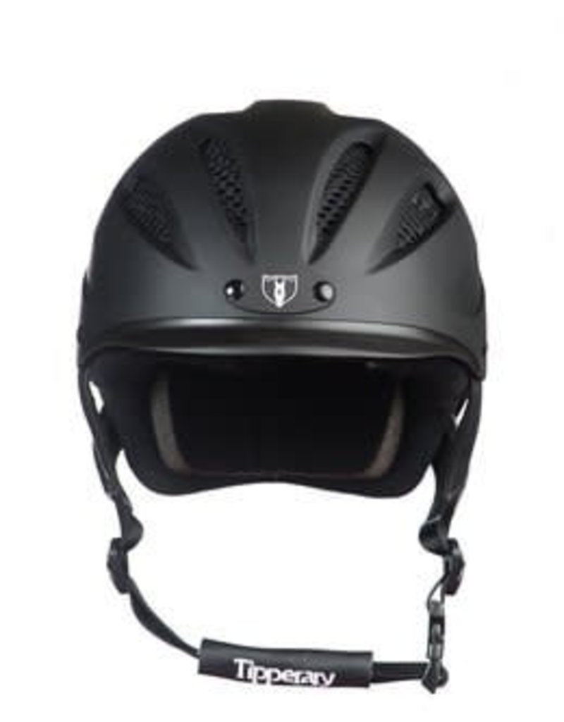 Tipperary Sportage Helmet Matte Black