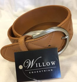 """Tailored Sportsman Tailored Sportsman Belt - Quilted """"C"""" Saddle"""