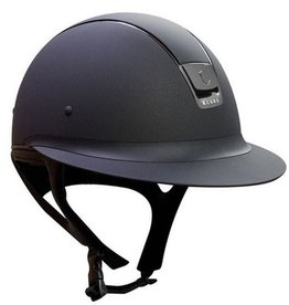 Samshield Samshield Shadowmatt Miss Shield Helmet 5 Swarovski Black