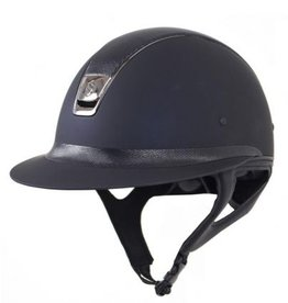 Samshield Samshield Shadowmatt Miss Shield Helmet Black Shimmer