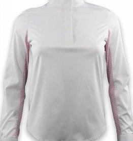 RJ Classics RJ Classics Lauren Jr. Show Shirt Pink Gingham