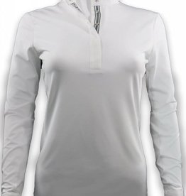 RJ Classics RJ Classics Piper Ladies Show Shirt White