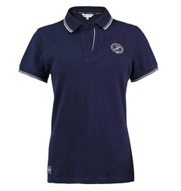 Harcour Harcour Rita Womens Polo Shirt Navy