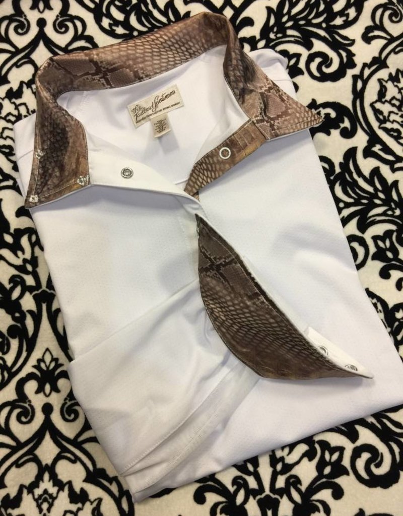 Tailored Sportsman Icefil Show Shirt Snake in the Grass
