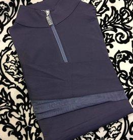 Tailored Sportsman Tailored Sportsman Icefil Shirt Purple Heart/Pansy