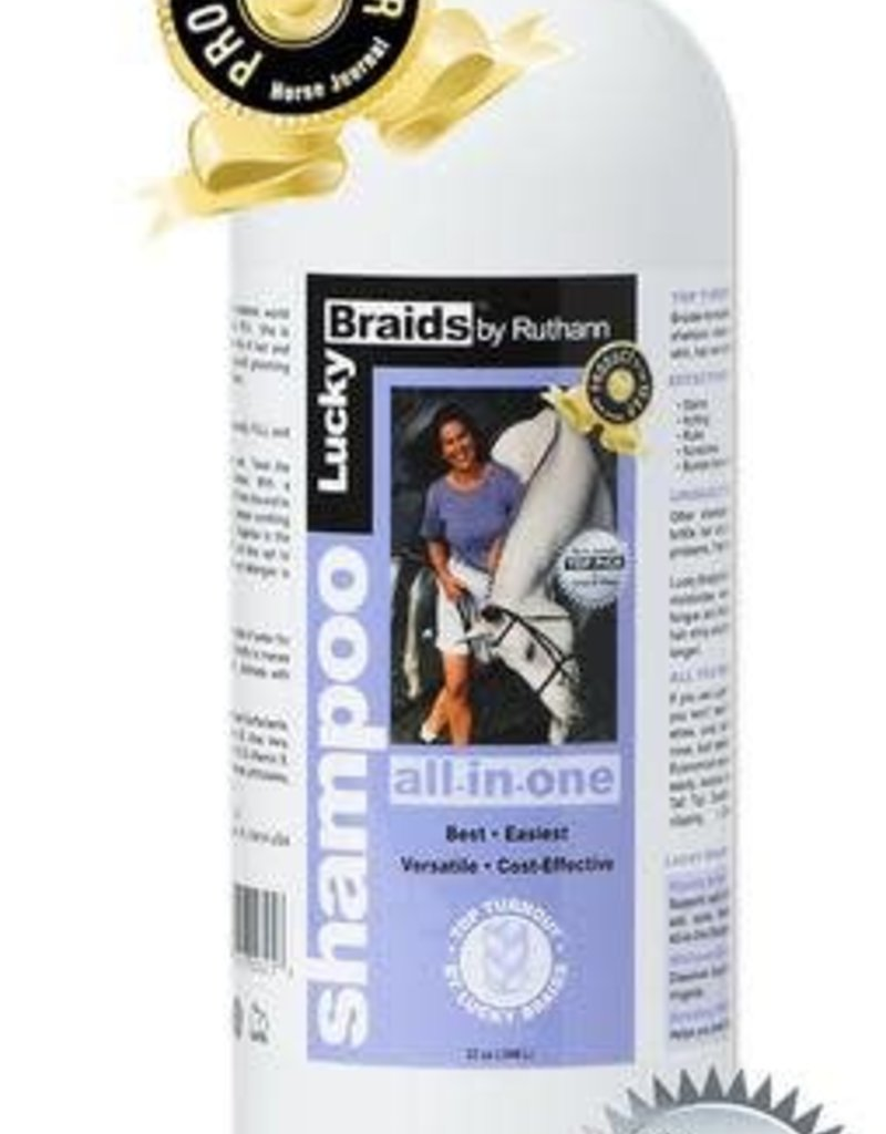Lucky Braids All-In-One Shampoo
