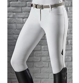 Equiline Equiline Ash Breeches White