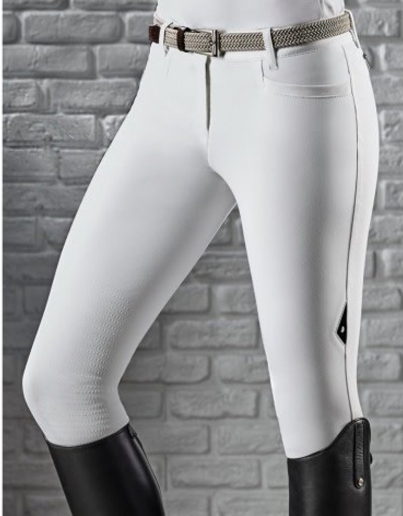 Equiline Ash Breeches White