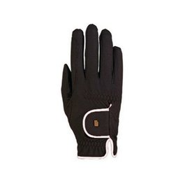 Roeckl Roeckl Two Tone Chester Glove Black/White