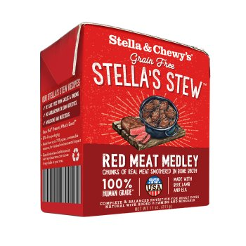 Stella & Chewy's Stella & Chewy's Stew Red Meat Medley Wet Dog Food 11oz