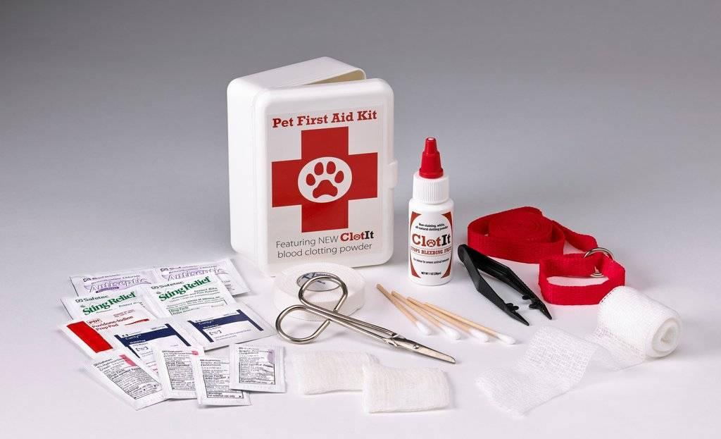 ClotIt ClotIt Pet First Aid Kit