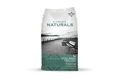 Diamond Diamond Naturals Small Breed Lamb & Rice Dry Dog Food 6#