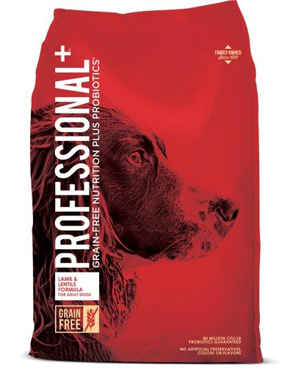 Diamond Diamond Professional+ Grain Free Lamb & Lentils Dry Dog Food 28#
