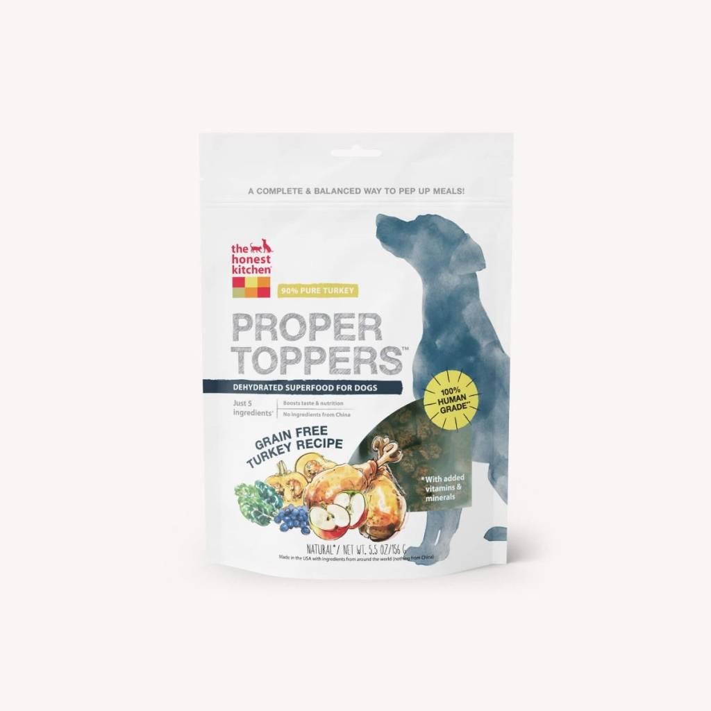 The Honest Kitchen The Honest Kitchen Proper Toppers Grain Free Turkey Dog