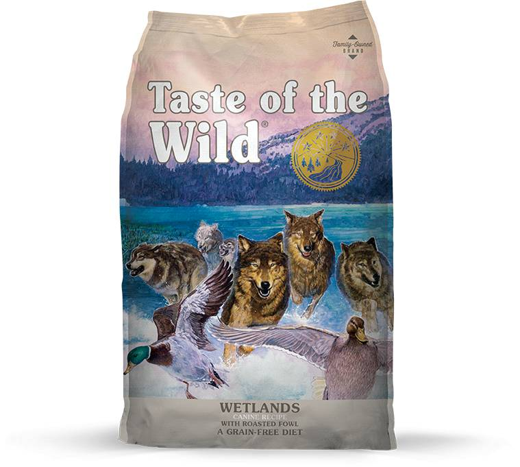 Taste of the Wild Taste of the Wild Wetlands Dry Dog Food