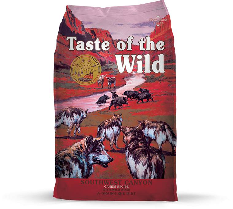 Taste of the Wild Taste of the Wild Southwest Canyon Dry Dog Food
