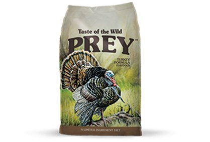 Taste of the Wild Taste of the Wild PREY Turkey Dry Dog Food
