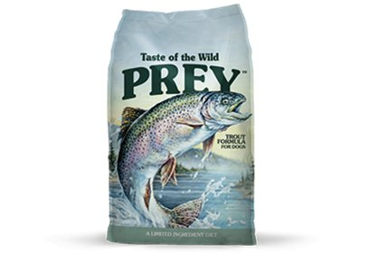Taste of the Wild Taste of the Wild PREY Trout Dry Dog Food