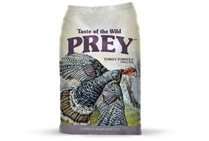 Taste of the Wild Taste of the Wild PREY Turkey Dry Cat Food