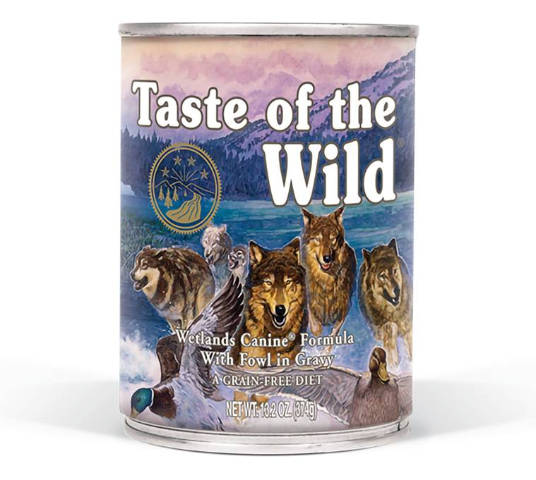 Taste of the Wild Taste of the Wild Wetlands Wet Dog Food 13oz