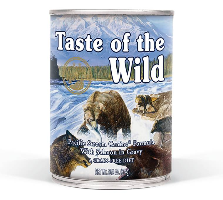 Taste of the Wild Taste of the Wild Pacific Stream Wet Dog Food 13oz