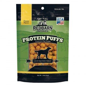 Red Barn RedBarn Protein Puffs Cheese Dog Treat 1.8oz
