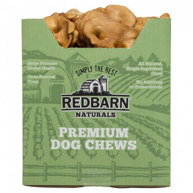 Red Barn Red Barn Pig Snout Dog Treat