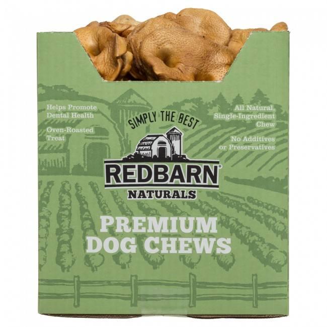 Red Barn RedBarn Pig Snout Dog Treat