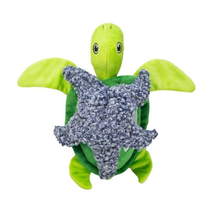 Kong Kong Riptides Turtle Large Dog Toy