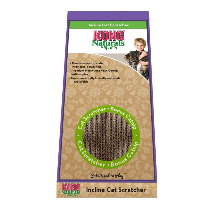 Kong Kong Scratcher Incline Cat Toy