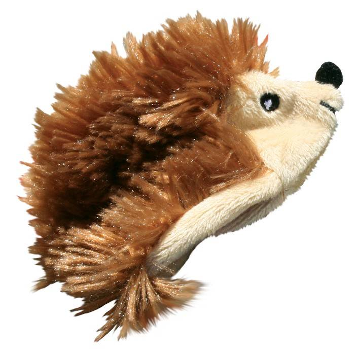 Kong Kong Refillable Catnip Hedgehog Cat Toy