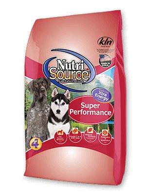NutriSource NutriSource Super Performance Dry Dog Food 40#