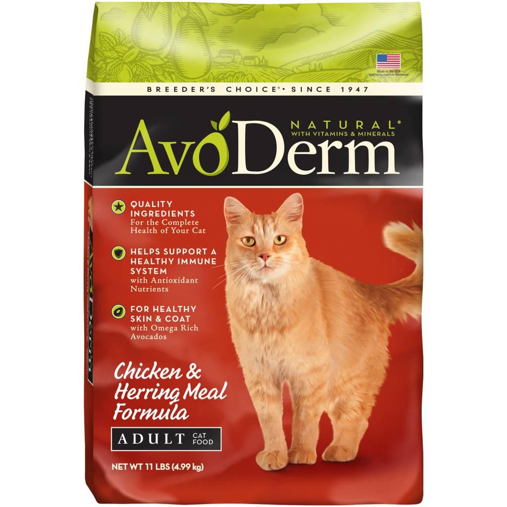 AvoDerm AvoDerm Chicken & Herring Meal Dry Cat Food
