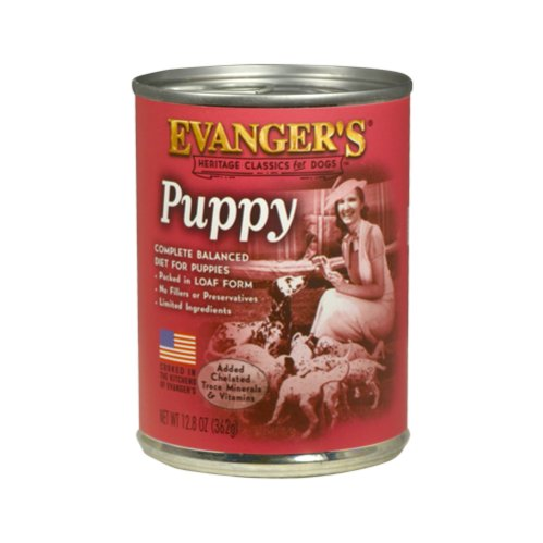 Evanger's Evanger's Classic Puppy Wet Dog Food 12.8oz
